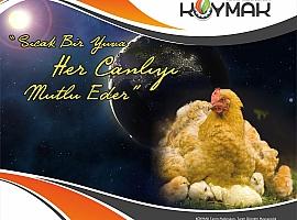 VIV Türkiye 9. Tavukçuluk ve Teknolojileri Uluslararası İhtisas Fuarı'nda yerimizi aldık.